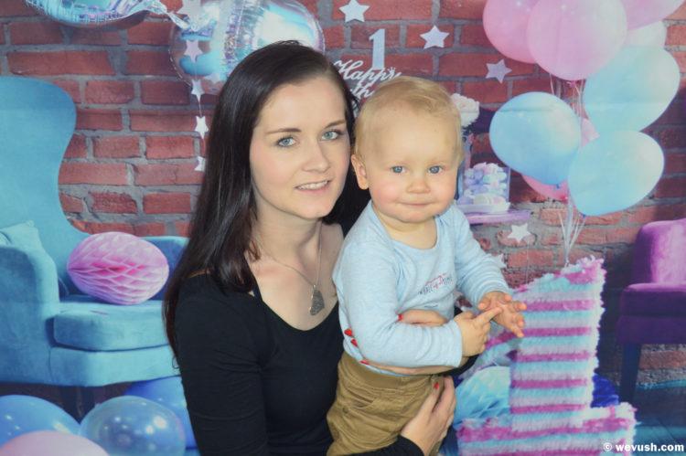 Deník miminka: jeden rok