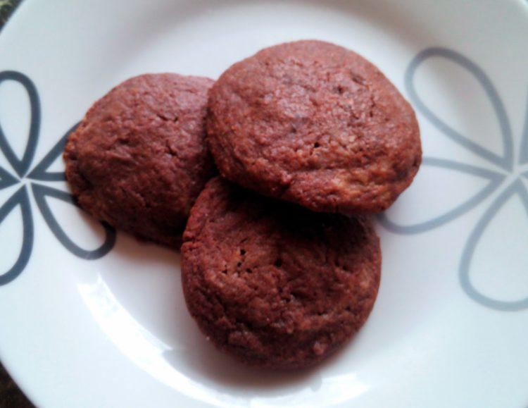 Čokoládové cookies podle Nigely Lawson