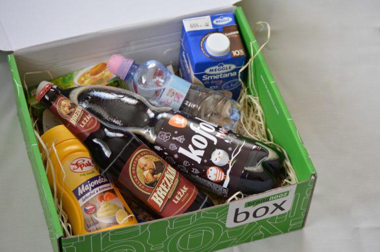 Listopadový Brandnooz box