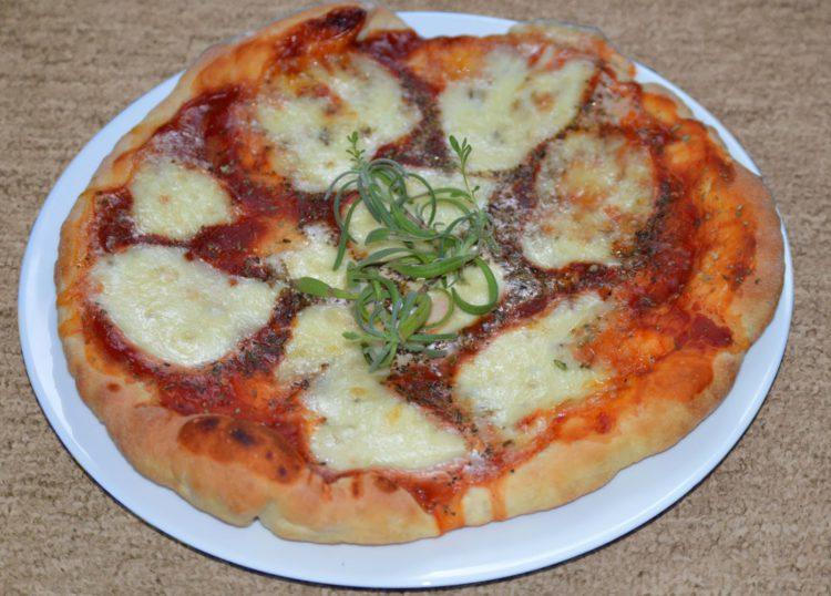 Pizza podle Gordona Ramsayho