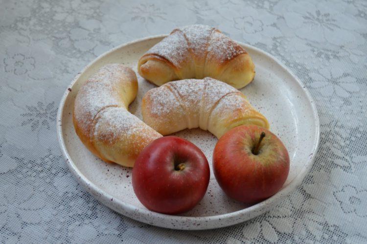 Jablkové rohlíčky jako od babičky