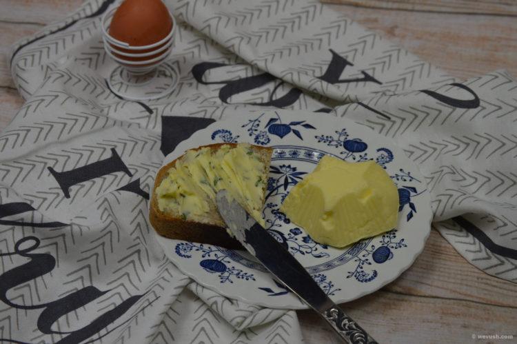 Jak připravit domácí máslo?
