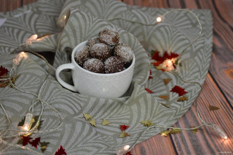 Kokosové kuličky á la Bounty