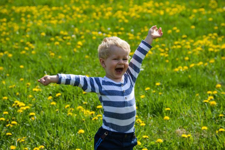 Deník miminka 2 roky: školka, nočník, usínání bez dudlíku